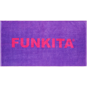 Funkita Towel, still purple